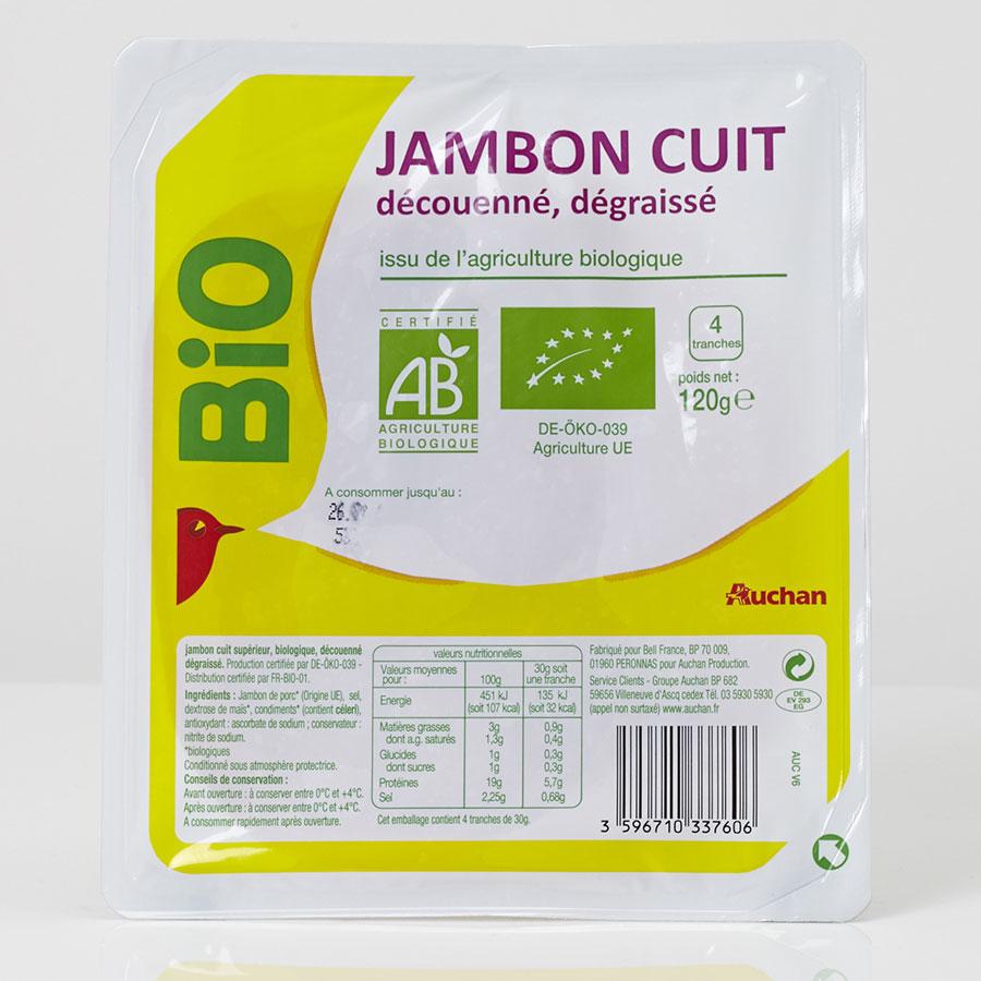 Auchan Bio(*1*)  -