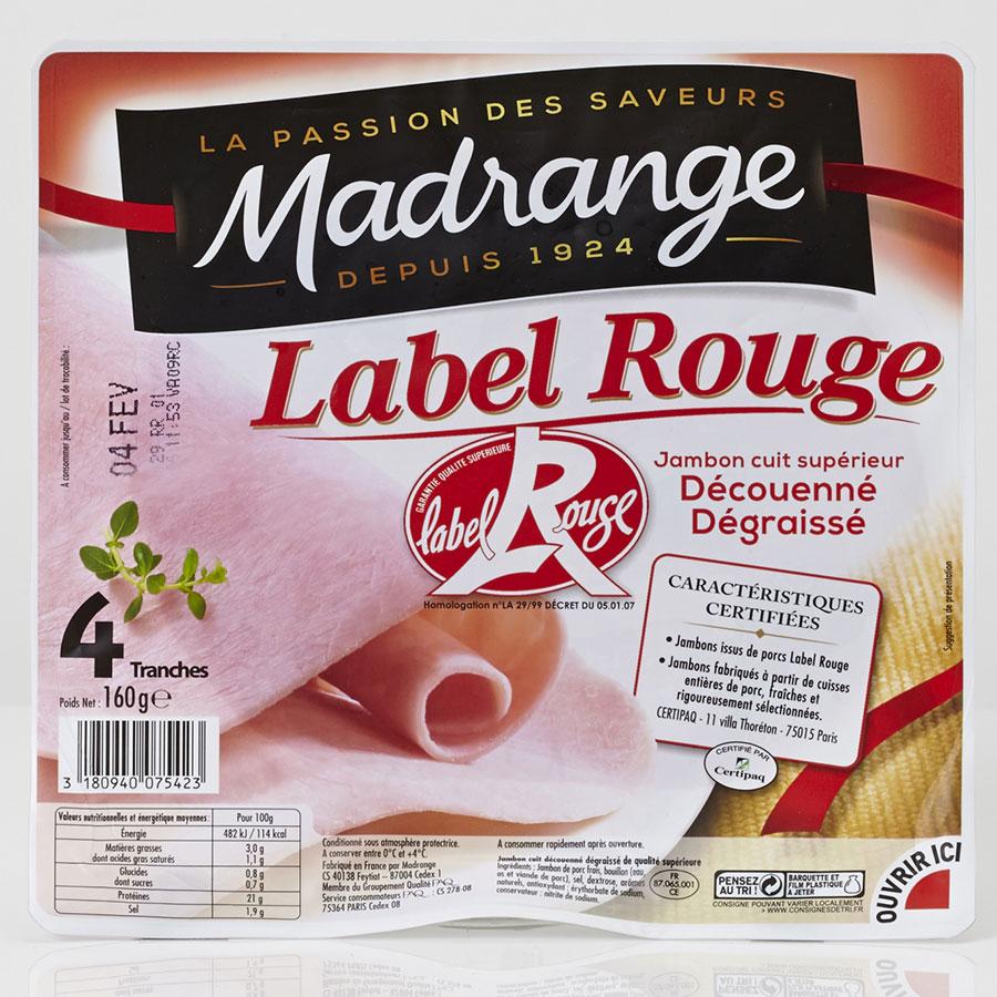 Madrange Label Rouge -
