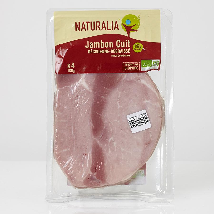 Naturalia (produit par Bioporc)  -