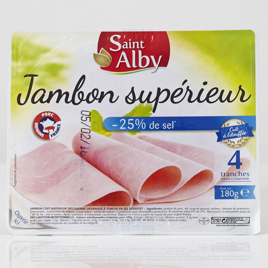 Saint-Alby (chez Lidl) -25% de sel -