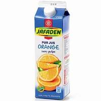 Jafaden (Leclerc) Sans pulpe