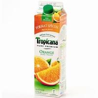 Tropicana Pure premium Avec pulpe