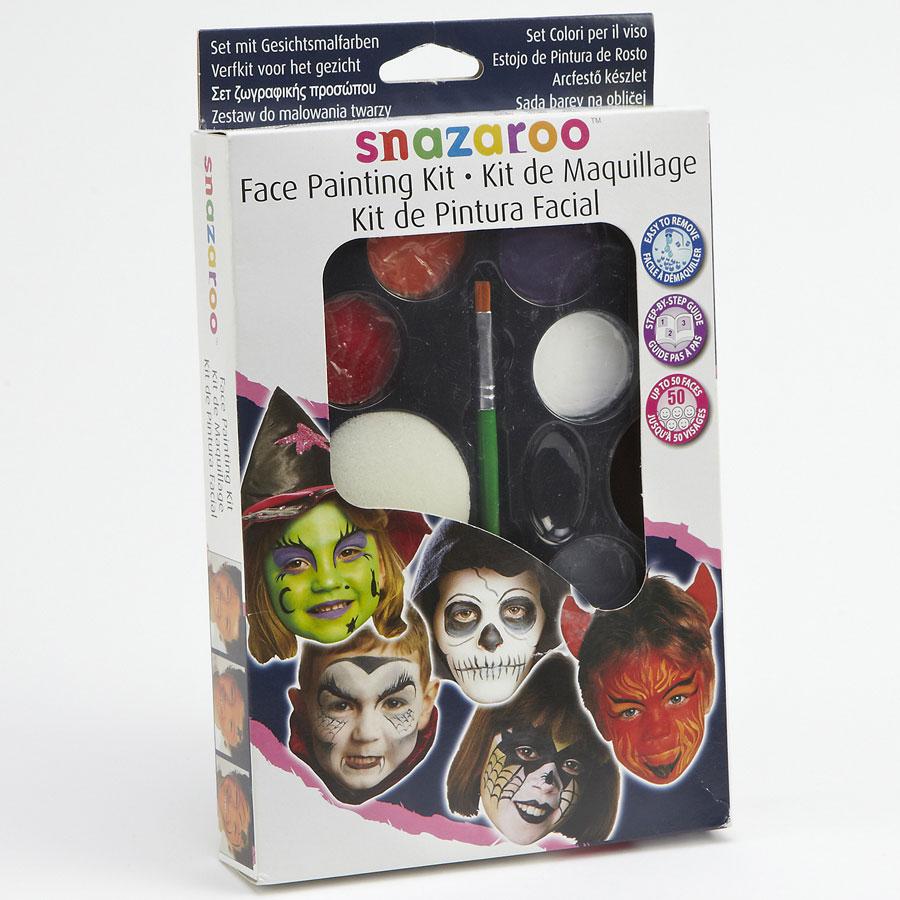 Snazaroo (pour Claire's) Kit de maquillage (8 couleurs) -
