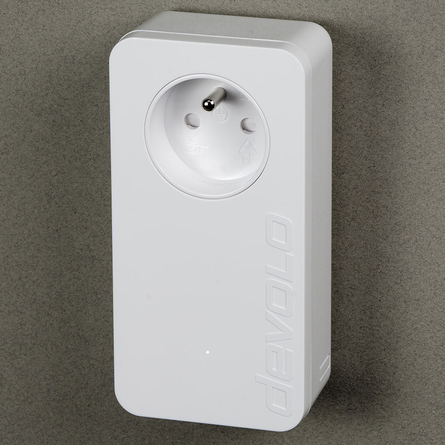 Devolo DLAN 550 WIFI Starter kit Edition Spéciale -
