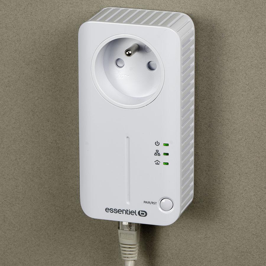 EssentielB(*1*) Wifi CPL 500 -
