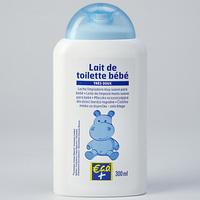 Eco + (Leclerc) Lait de toilette bébé