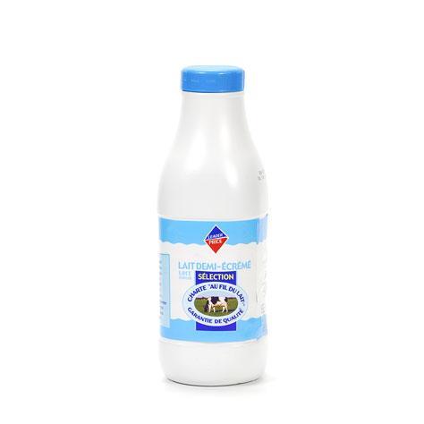 "Leader Price Leader Price ""au fil du lait"" -"