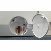 AEG L8WED164C(*12*) - Bouchon du filtre de vidange