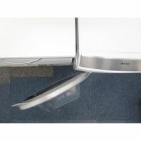 AEG L8WED164C(*12*) - Angle d'ouverture de la porte