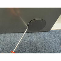 Beko HTV8736XC0M - Outil nécessaire pour accéder au filtre de vidange