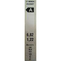 Bosch WDU28560FF - Étiquette énergie
