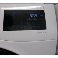 Bosch WDU28560FF - Afficheur et touches d'options