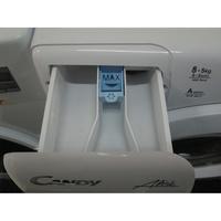 Candy GVW485D(*6*)(*17*) - Compartiments du bac à produits.