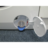 Electrolux EW7W3924SP - Bouchon du filtre de vidange