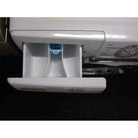 Hoover WDMT4138AH/1(*17*) - Compartiments à produits lessiviels