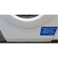 Indesit XWDA751480XWFR.1(*17*) - Plinthe masquant le filtre de vidange