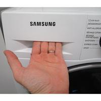 Samsung WD80J5430AW - Ouverture du tiroir à détergents