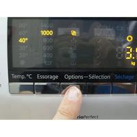 Siemens WD14H462FF(*19*) - Sélection des options.