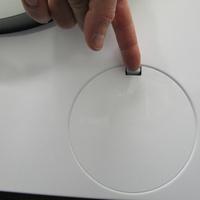 Siemens WD15G462FF - Ouverture de la trappe du filtre de vidange