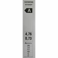 Siemens WD15G462FF - Étiquette énergie