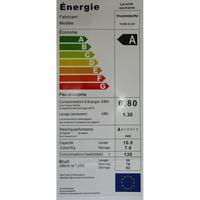 Thomson THWD16107(*12*) - Étiquette énergie