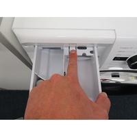 Whirlpool FWDG97168BXFR - Bouton de retrait du bac à produits