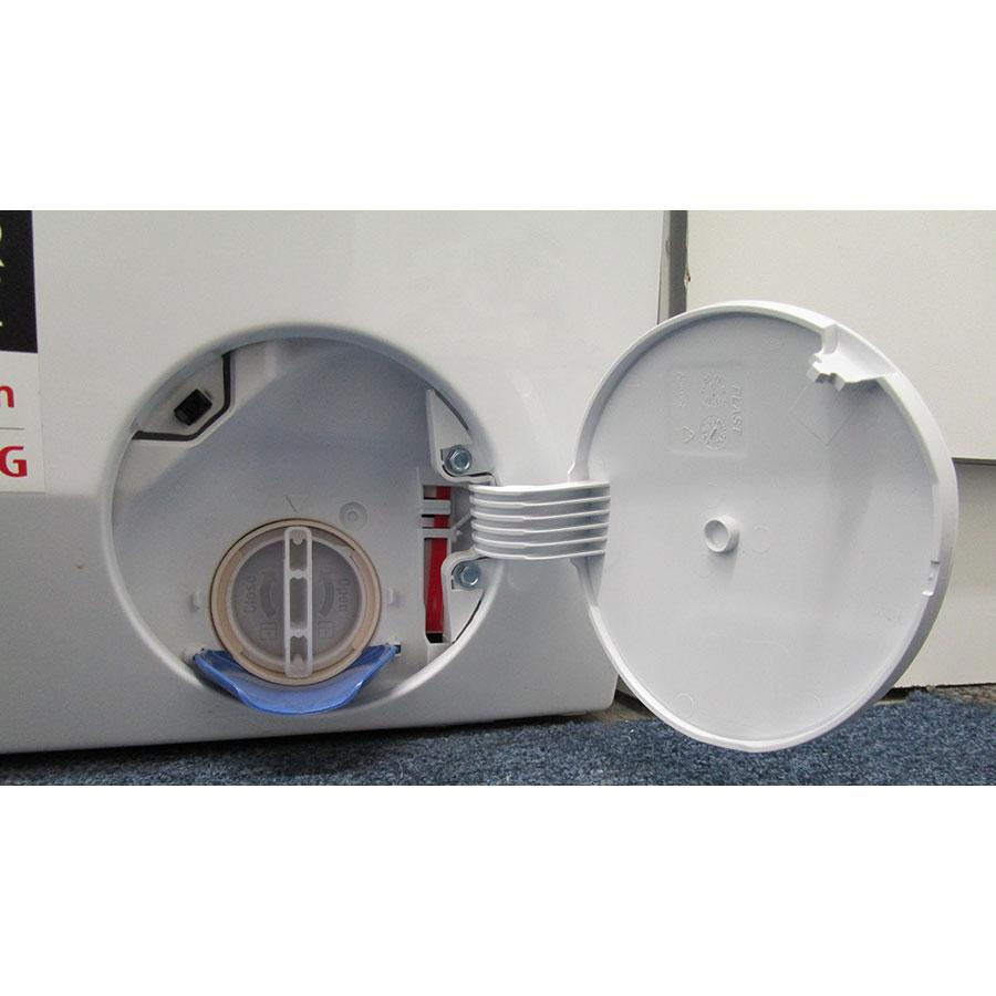 AEG L9WSR162C - Bouchon du filtre de vidange
