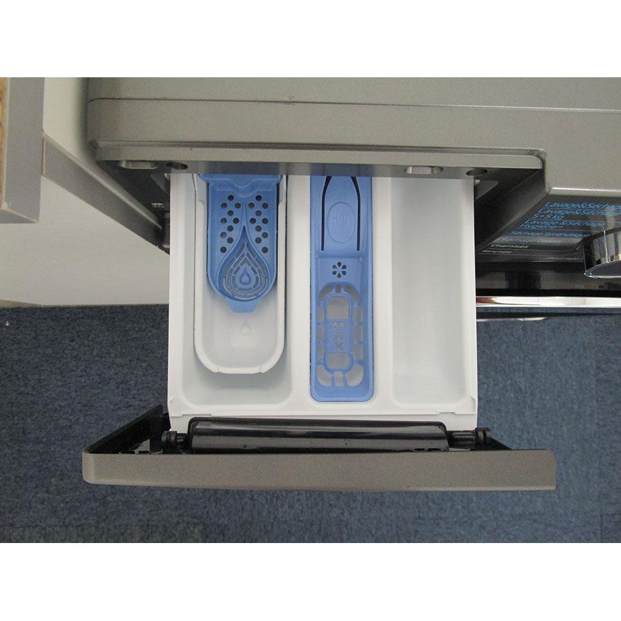 Beko HTV8736XC0M - Compartiments à produits lessiviels