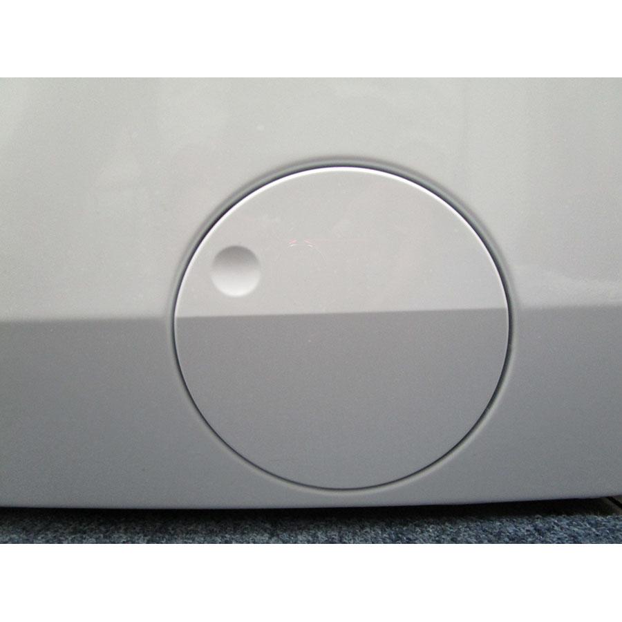 Electrolux EW7W3924SP - Trappe du filtre de vidange