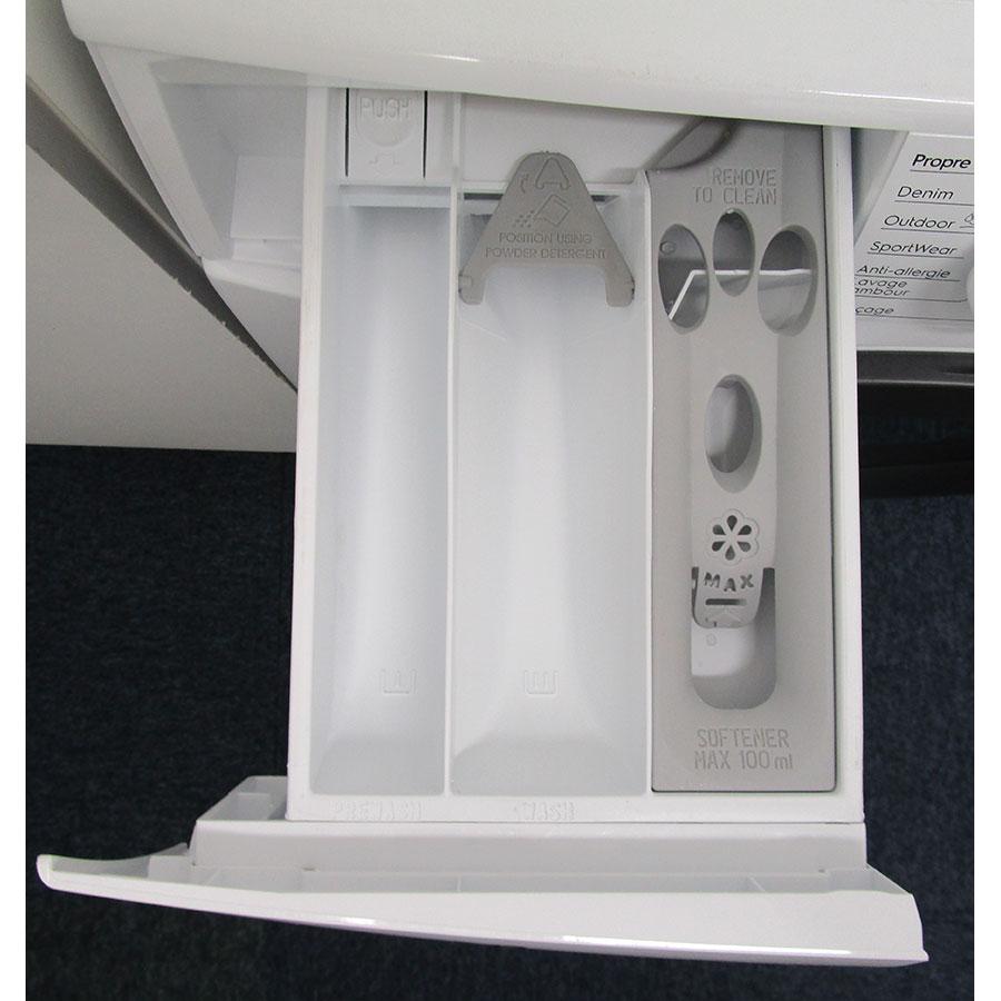 Electrolux EW7W3924SP - Compartiments à produits lessiviels