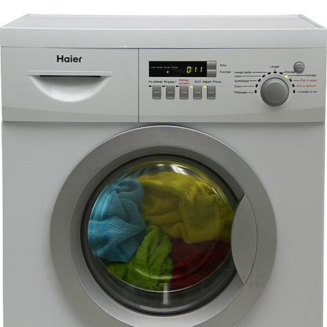 test haier hwd c1200txve f lave linge s chant ufc que. Black Bedroom Furniture Sets. Home Design Ideas