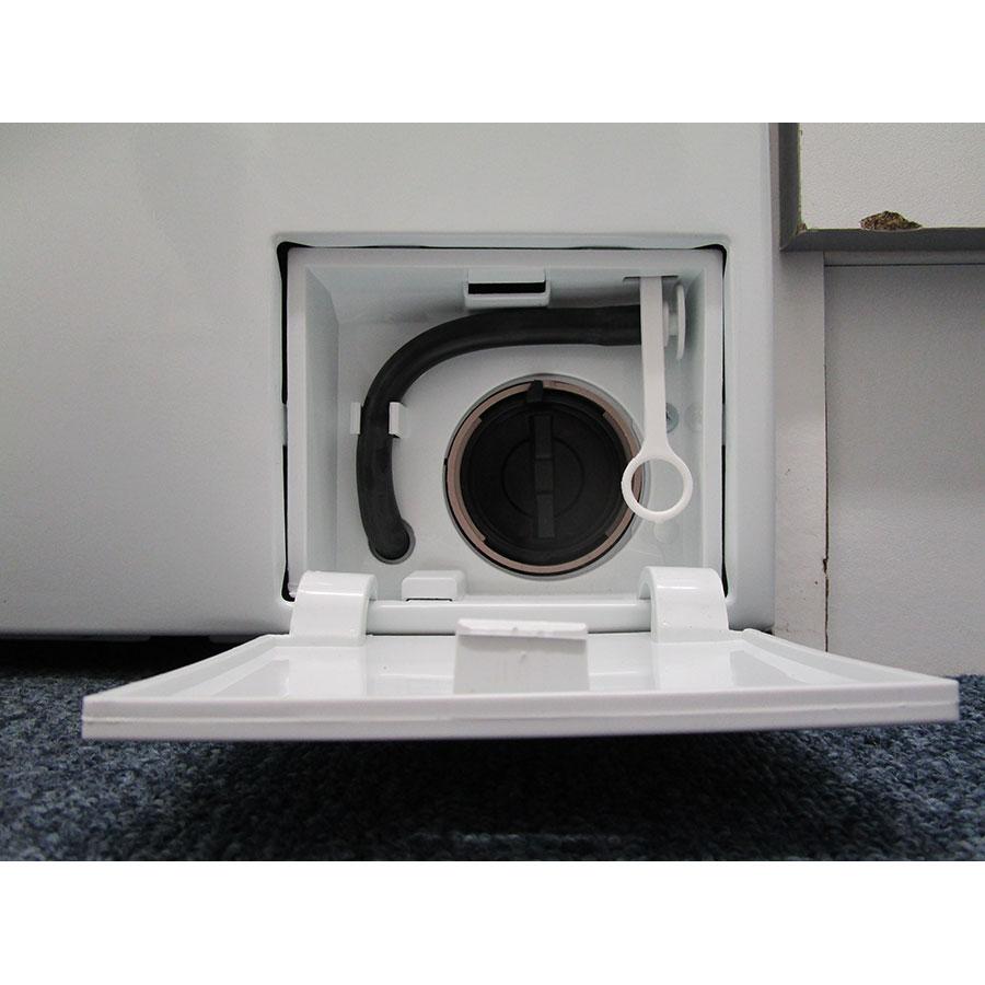 Haier HWD90-BP14636 - Bouchon du filtre de vidange