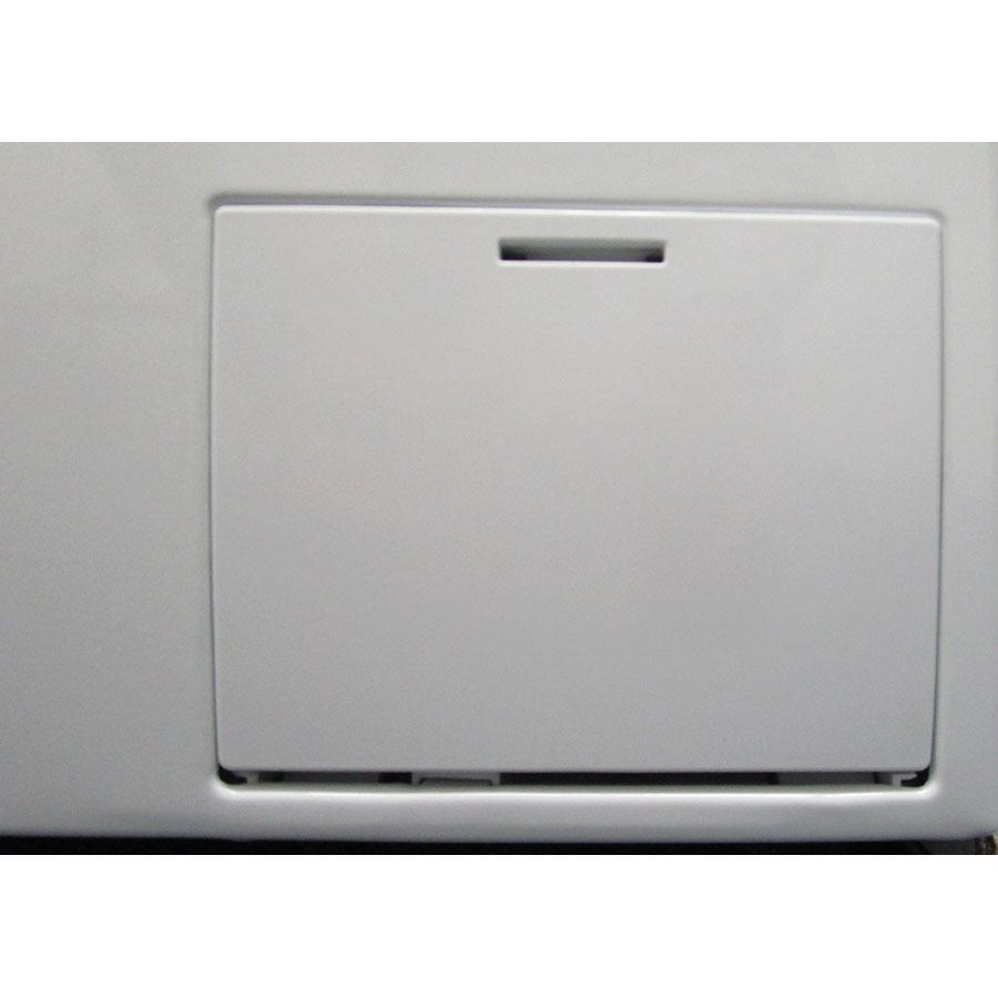 Haier HWD90-BP14636 - Trappe du filtre de vidange