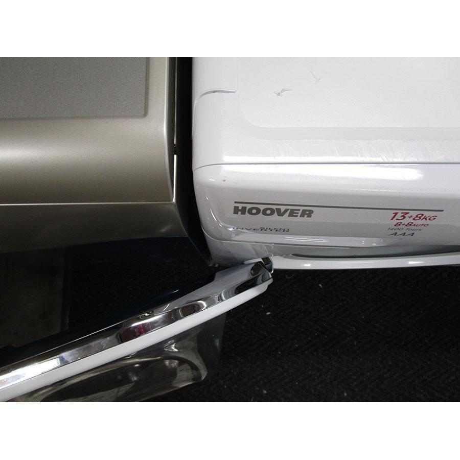 Hoover WDMT4138AH/1(*17*) - Angle d'ouverture de la porte