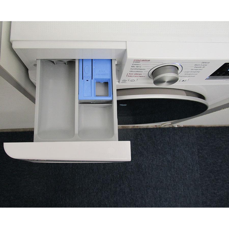 LG F854N51WHSB - Compartiments à produits lessiviels