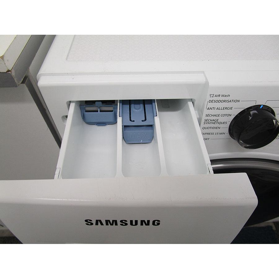 Samsung WD80J5430AW - Compartiments à produits lessiviels