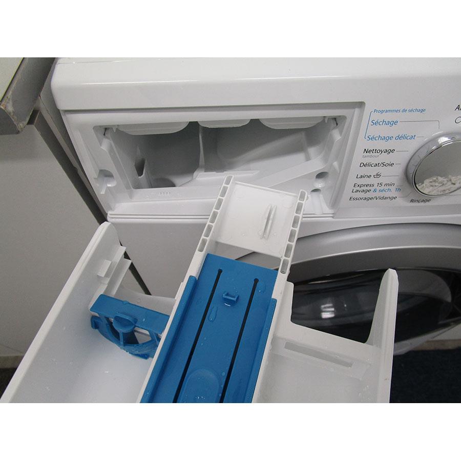Siemens WD15G462FF - Retrait du bac à produit