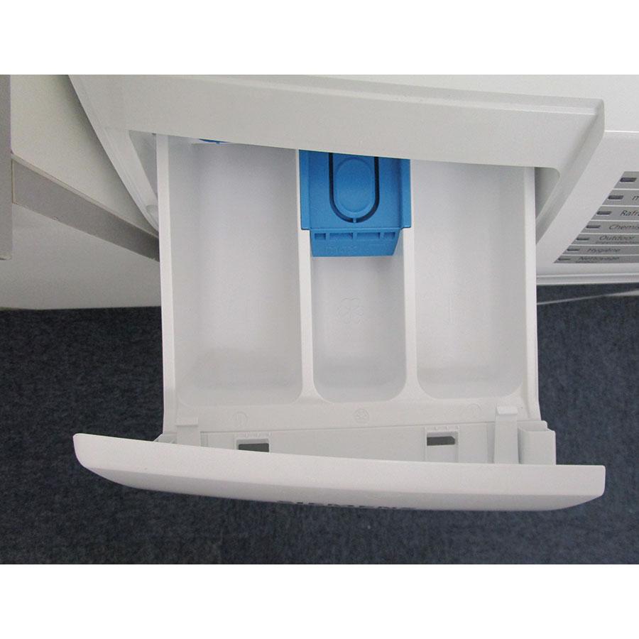 Siemens WD4HU560FF - Compartiments à produits lessiviels
