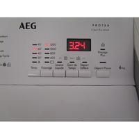 AEG L61261TL - Touches d'option