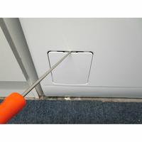 AEG L6TBD624G - Outil nécessaire pour accéder au filtre de vidange