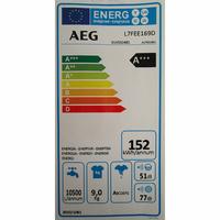 AEG L7FEE169D - Étiquette énergie