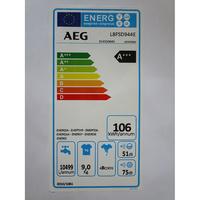 AEG L8FSD944E - Étiquette énergie