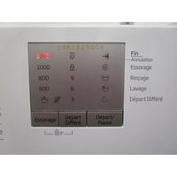 Beko DWTV6621XWOW - Touches d'option