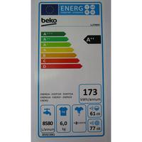 Beko LLF06W1 - Étiquette énergie