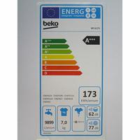 Beko WCA270 - Étiquette énergie
