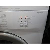 Beko WML15106 - Touches d'option