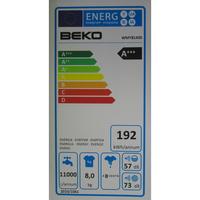 Beko WMY81430 - Étiquette énergie