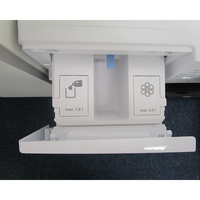 Beko WTV7744XWDOS - Compartiments à produits lessiviels