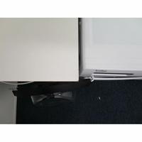 Beko WTV8744XWDOS - Angle d'ouverture de la porte