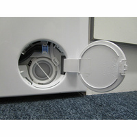 Beko WTV8744XWDOS - Bouchon du filtre de vidange